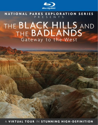 black-hills-badlands-gateway-to-the-west-reino-unido-blu-ray
