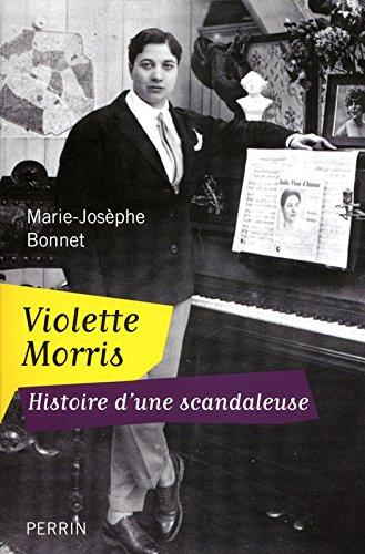 Violette Morris par Marie-Josèphe BONNET