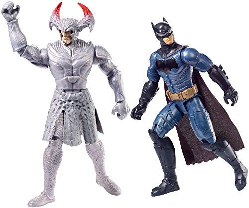 Justice League Pack de 2 Figuras báscias (Mattel Spain FGG85)