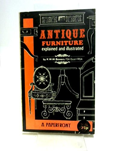 Antique furniture, explained and illustrated, 1500-1901