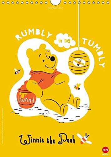 Winnie Puuh: Fun in the sun (Wandkalender 2017 DIN A4 hoch): Das dekorative Geschenk für alle Fans des kleinen Bären (Monatskalender, 14 Seiten ) (CALVENDO (Pooh Ferkel Und Bär)