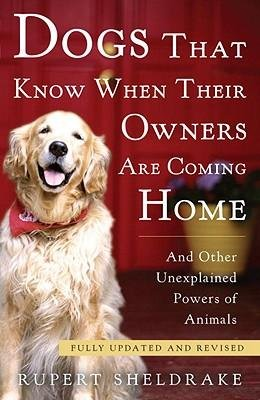 By Rupert Sheldrake ( Author ) [ Dogs That Know When Their Owners Are Coming Home: And Other Unexplained Powers of Animals (Updated, Revised) By Apr-2011 Paperback