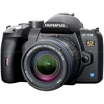 Olympus E-510 - Cámara digital (auto, Modos personalizados, Luz de ...