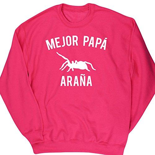 hippowarehouse-mejor-papa-arana-jersey-sudadera-sueter-derportiva-unisex