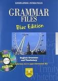 Grammar files. With vocabulary. Ediz. blu.Versione per alunni. Con espansione online. Per le Scuole superiori. Con CD-ROM