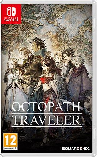 Octopath Traveler - Edición Estándar (precio: 54,90€)