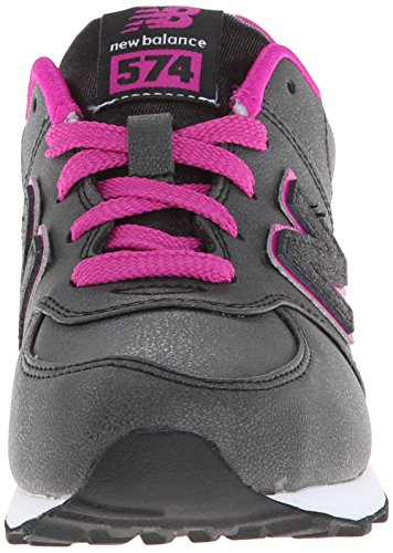 New Balance Classic Traditionnel Charcoal Kids Trainers Charcoal