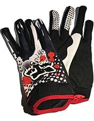 Fox Riot Motocross Handschuhe Fahrrad Racing Full Finger bequem elastisch und ideale Atmungsaktivität