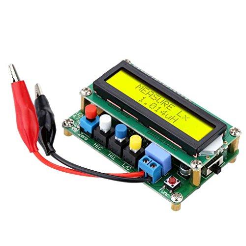 LC100-A Digital LCD Hohe Präzision Induktivität Kapazität L / C Meter Kondensator Test Mini Usb-schnittstelle
