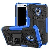 ALCATEL U5 (4G) Handy Tasche, FoneExpert® Hülle Abdeckung Cover schutzhülle Tough Strong Rugged Shock Proof Heavy Duty Case ALCATEL U5 (4G) 5044D