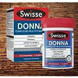 Swisse Donna Multivitaminico Integratore Alimentare 30 Compresse