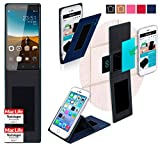 Cover for Cubot S500 Case | in Blue | Multifunctional Cover