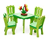 Schöne Kinderspielhaus Spielzeug aus Holz Montage Möbel Set Spielzeug