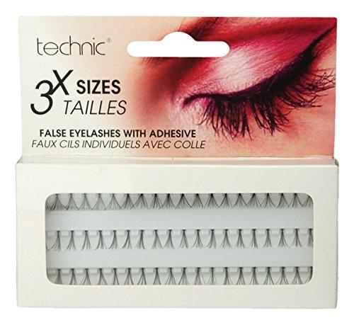 Body collection individual false eyelashes