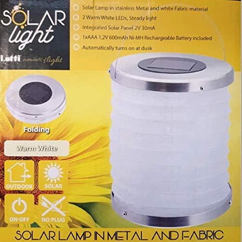 LuminalPark Farolillo Solar Oriental