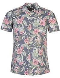 Ocean Pacific Herren Freizeit-Hemd mehrfarbig mehrfarbig One size