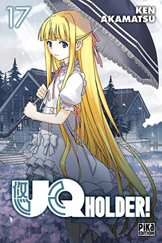 UQ Holder Edition simple Tome 17