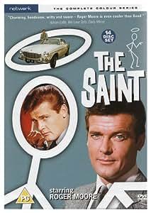 The Saint - The Complete Colour Series [DVD]