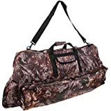 MagiDeal MagiDeal Camouflage Recurve Compound Bow Bag Case Cover Holder Backpack Archery Accessories