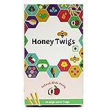 HONEY TWIGS Natural Litchi Honey (30 Twi...