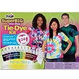 Extragroßes Färbe-Set von Tulip: 12 Farben für 36 T-Shirts