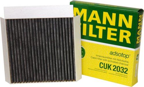 Preisvergleich Produktbild Original MANN-FILTER Innenraumfilter CUK 2032 - Pollenfilter mit Aktivkohle - Für PKW