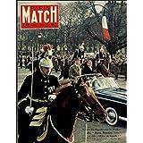 Paris Match n° 510 du 17 Janvier 1959 - René Coty rentre chez lui.. et vive de Gaulle sur les Champs-Elysées