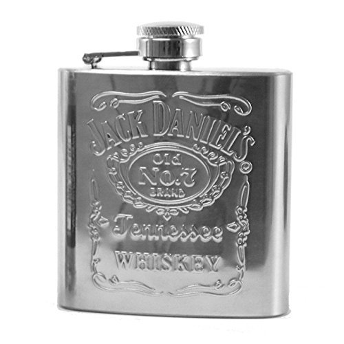 Jack Daniels - Old No.7 Hip Flask