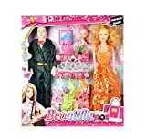 #7: Baby Doll Family Collection with Crown