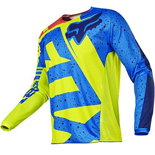 maillot-motocross-enfant-fox-2017-180-nirv-jaune-bleu-l-enfant-jaune