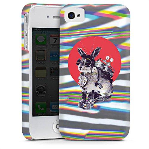 Apple iPhone 5 Housse étui coque protection Cas Premium mat