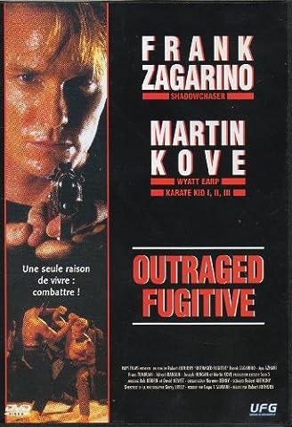 Outraged Fugitive [DVD]