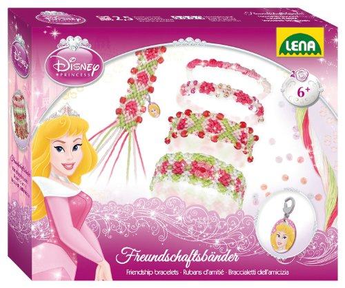 et Freundschaftsbänder Disney Aurora (Großhandel Disney Stoff)