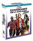 Pack Guardianes de la Galaxia Vol. 1+ Vol. 2 [Blu-ray]