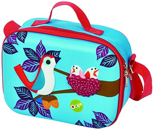 Oops 31006.32 auf der Go Collection Vogel Happy Snack Lunchbox