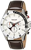 Fastrack Big Time Analog White Dial Men's Watch - ND3072SL01