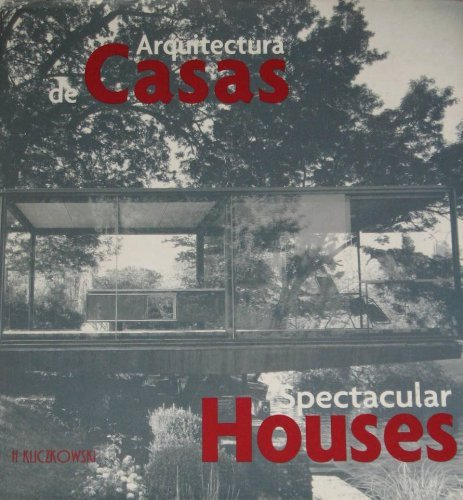 Spectacular Houses by Auroro Cuito (2002-08-31)