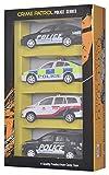 Centy Crime Patrol Car Series, Multi Col...