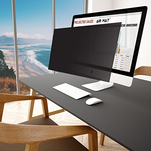 27 Inch Privacy computer screen clean for Widescreen Computer Monitor 169 Aspect Ratio top Anti Glare Protector Film for data confidentiality compare to 3M 270W9 CHECK DIMENSIONS CAREFULLY computer screen Filters