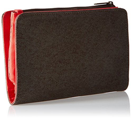 Baggit Women's Wallet (Dark Brown)