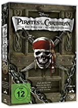 Pirates of the Caribbean - Die Piraten-Quadrologie [4 DVDs] hier kaufen