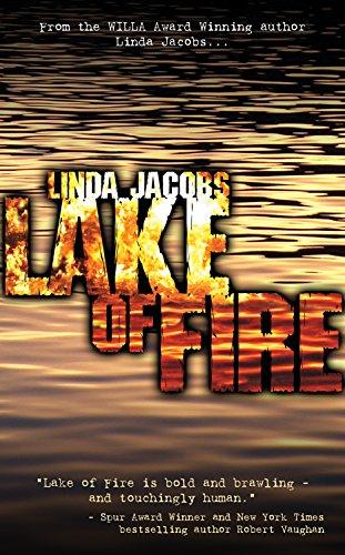 Lake of Fire: Book Three in the Yellowstone Series (Yellowstone Park Romantik)