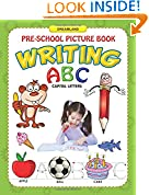 #4: ABC Capital Letters Writing (Pre-School Picture Books)