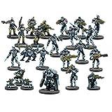 Unbekannt Mantic Games 5060208868562 - Deadzone - Enforcer Faction Starter - Spiele