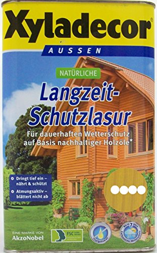 XYLADECOR Nat. Langz.-Schutzl.farblos 4l - 5203395