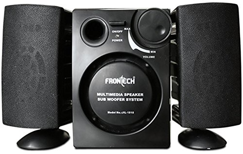 Frontech JIL-1818 2.1 Mini Woofer (Black)