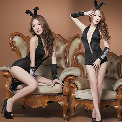 Uniform Bunny Girl siamesische Königin Nachtclub Stage Shop (Super Bunny Kostüme)