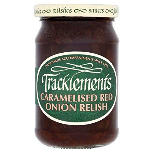 Tracklements Karamellisierte Red Onion Relish 300g