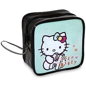 Hello Kitty HK.0375.12 – Estuche de maquillaje, 7 piezas