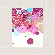 Amazones Azulejos Rosa Apalis - Azulejos-rosas